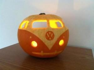 Cool Car Pumpkins