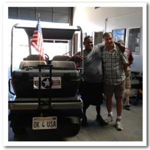 Warrior Foundation Freedom Station Vehicle Donation