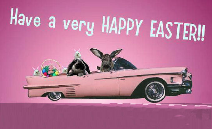HOP TO IT AND DONATE YOUR UNWANTED VEHICLE THIS EASTER ...