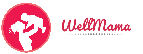 WellMama header and logo